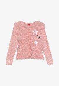 s.Oliver - LANGARM - Cardigan - light pink - 2