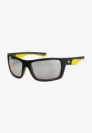 Sunglasses - matte black-yellow/photochromi