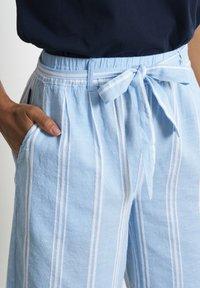recolution - Shorts - dusk blue / white - 3