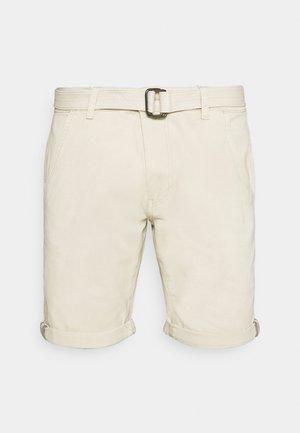KAISER CHINO EXCLUSIV - Shorts - fog