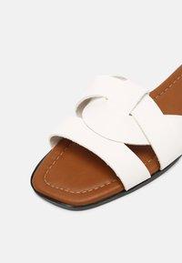 Trendyol - Mules - white - 7