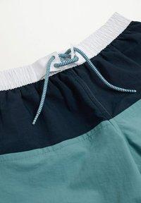Mango - BLOCK - Swimming shorts - marineblauw - 2