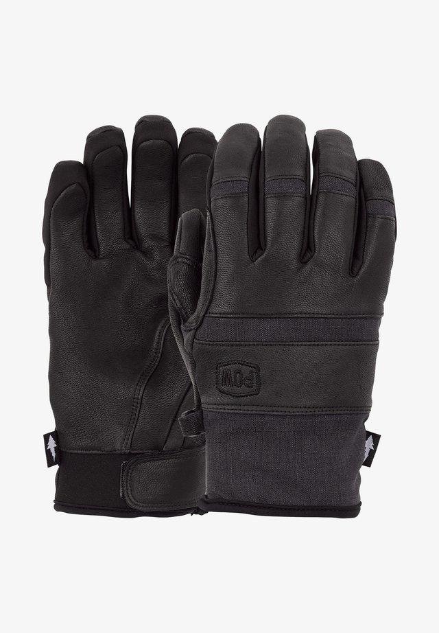 VILLAIN - Gloves - black