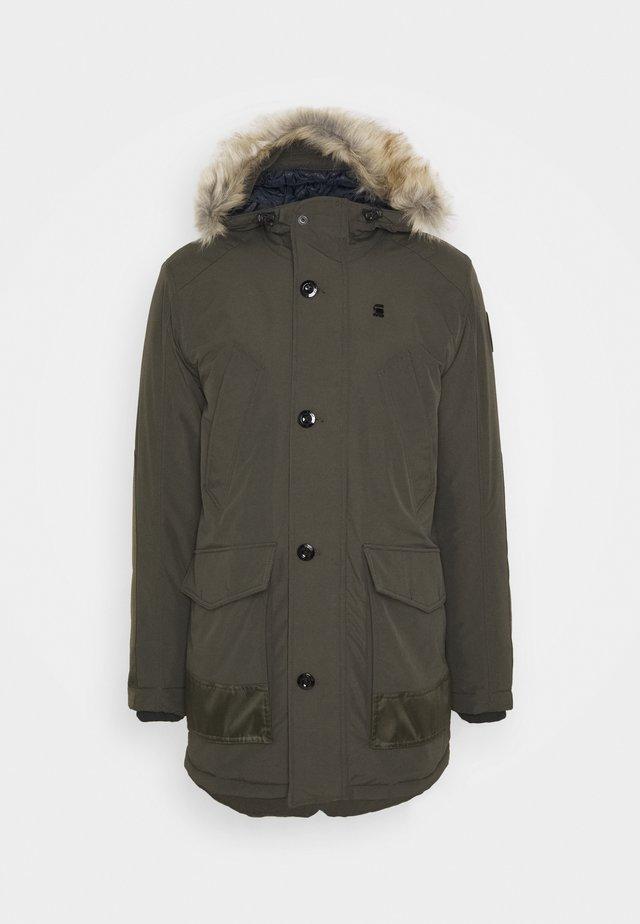 VODAN PADDED  - Winter coat - asfalt