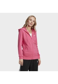 adidas Originals - TREFOIL SPORTS INSPIRED SLIM TRACK TOP - Zip-up hoodie - pink - 2