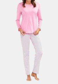 Rösch - Pyjama bottoms - aurora pink - 1
