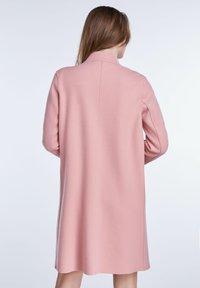 SET - Classic coat - rose - 2