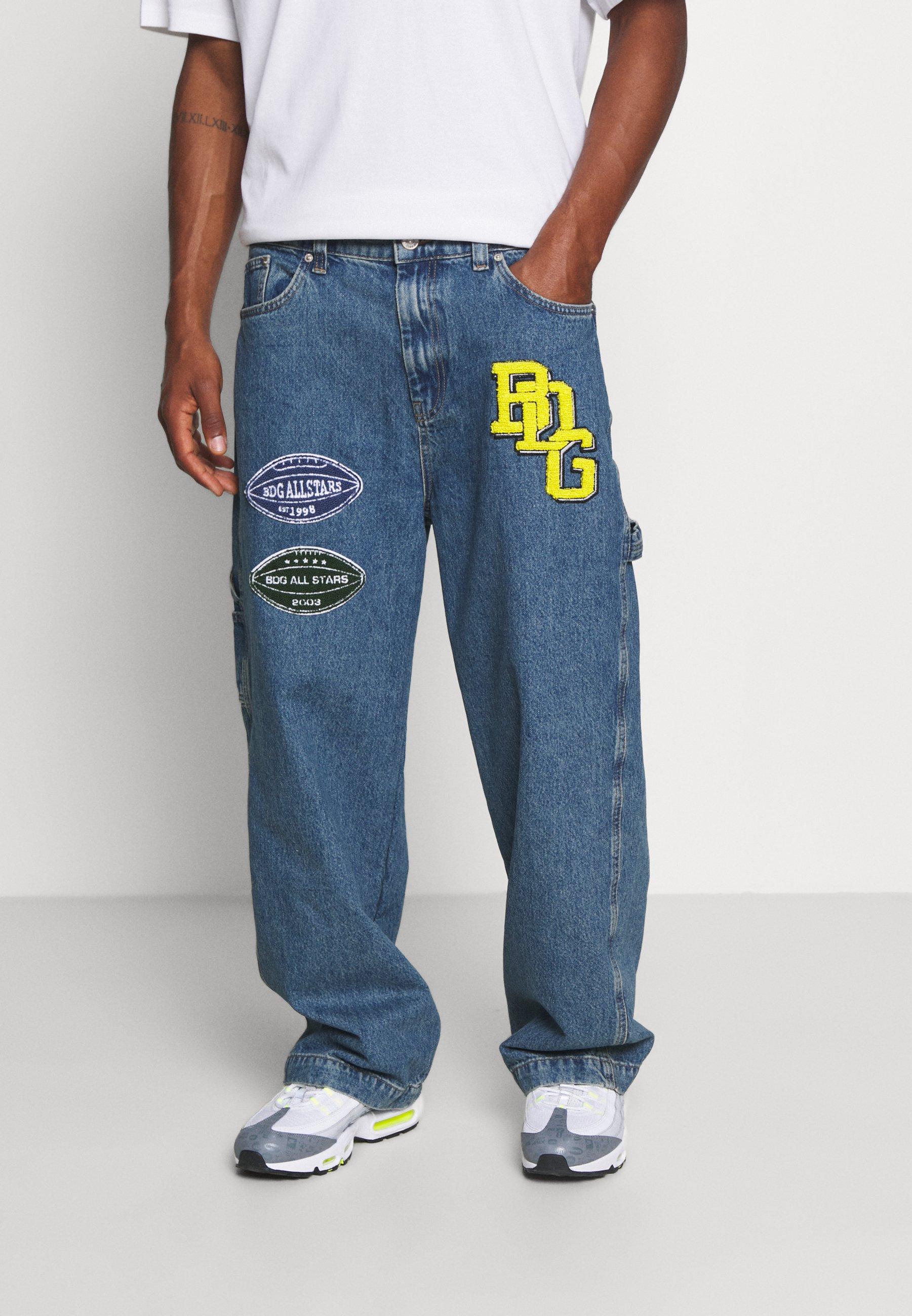Men CARPENTER JACK BADGE - Relaxed fit jeans