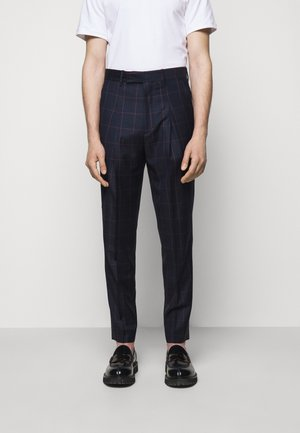 GENTS FORMAL TROUSER - Trousers - navy
