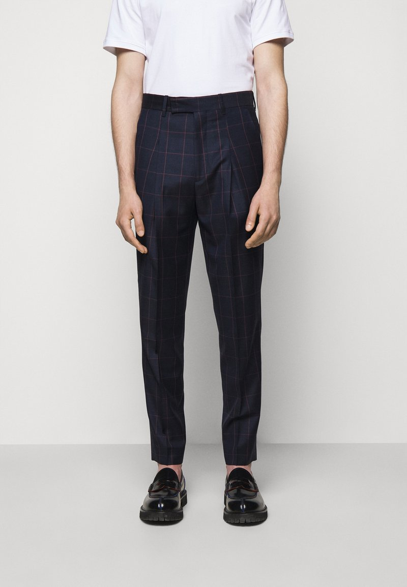 Paul Smith - GENTS FORMAL TROUSER - Trousers - navy