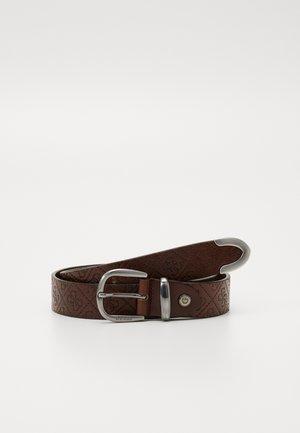 ADJUSTABLE BELT - Pásek - brown