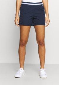 Puma Golf - ELASTIC SHORT - Sports shorts - navy blazer - 0