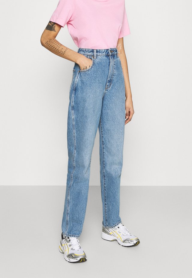 ELLE - Jeans Relaxed Fit - paris blue