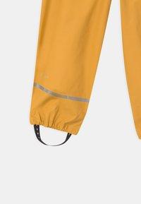 CeLaVi - UNISEX - Pantalon de pluie - mineral yellow - 2
