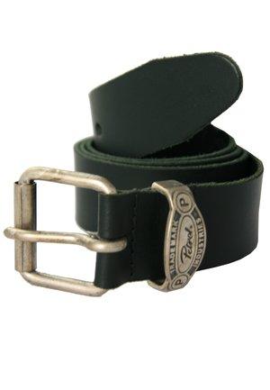MIT SCHICKER MARKENGRAVUR - Belt - schwarz