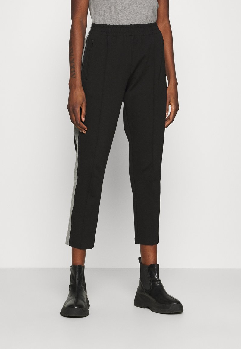 Calvin Klein - MILANO PANTS - Teplákové kalhoty - black