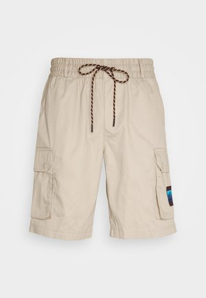 ADPLR CARGO SPORTS INSPIRED SHORTS - Shorts - trace khaki