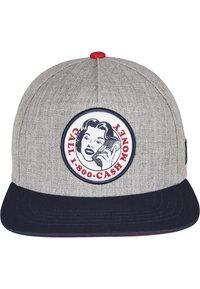 Cayler & Sons - Cap - heather grey/mc - 3