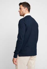 Tommy Hilfiger - ICONIC RUGBY - Piké - blue - 2