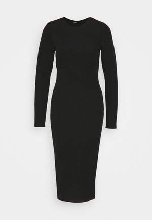 ONLMODENA MIDI DRESS  - Jumper dress - black