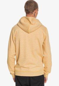 Quiksilver - Zip-up hoodie - honey heather - 2