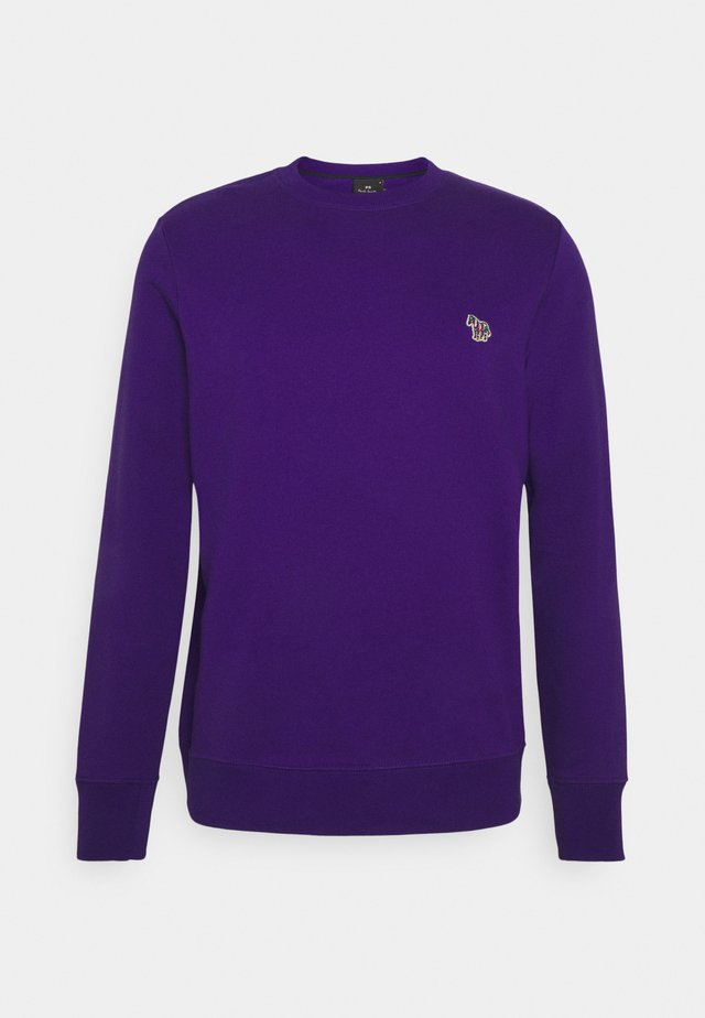 MENS REG FIT - Sweatshirts - purple