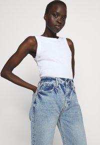 Frame Denim - LE JANE - Straight leg jeans - richlake - 4