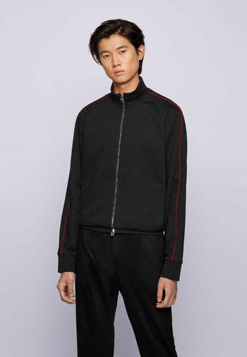 SCAVO  - Zip-up hoodie - black