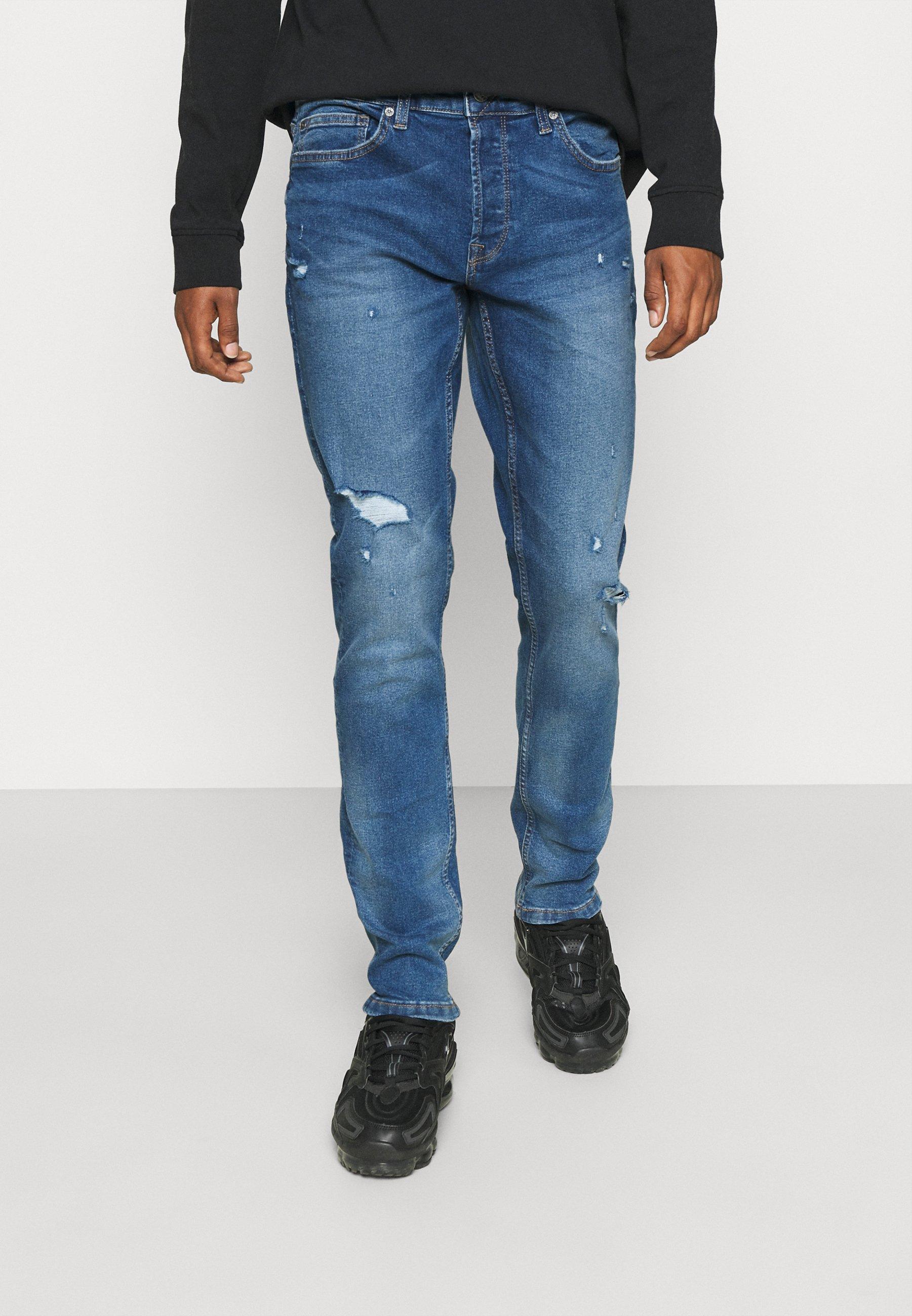 Uomo ONSLOOM LIFE DAMAG - Jeans slim fit