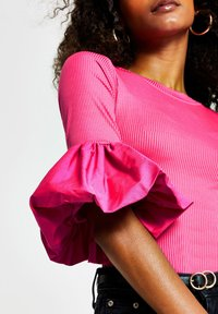 River Island - Long sleeved top - pink - 3