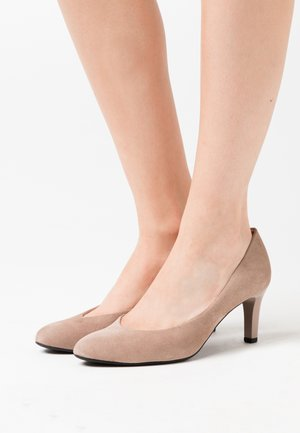 Pumps - taupe