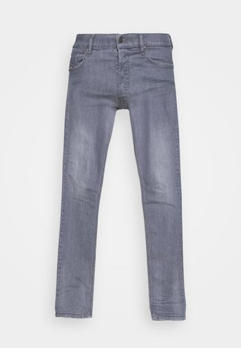 D-LUSTER - Slim fit jeans - grey