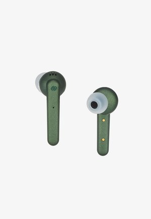 PARIS TRUE WIRELESS - Hörlurar - olive green - green