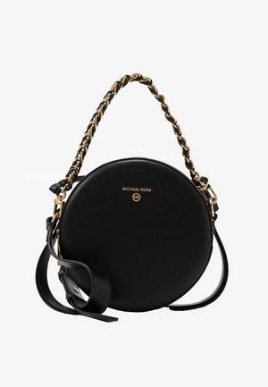 CIRCLE XBODY - Handbag - black
