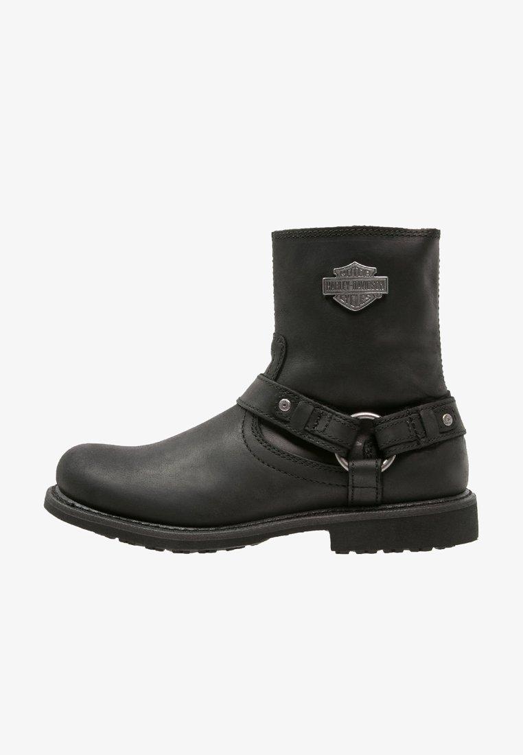 Harley Davidson - Cowboy/biker ankle boot - black