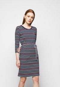 Barbour - APPLECROSS DRESS - Sukienka z dżerseju - navy - 0