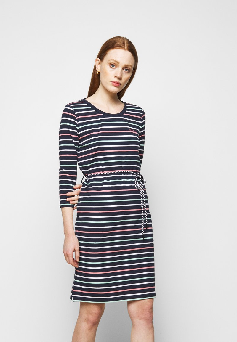 Barbour - APPLECROSS DRESS - Sukienka z dżerseju - navy