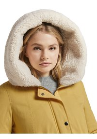 TOM TAILOR DENIM - Parka - indian spice yellow - 7