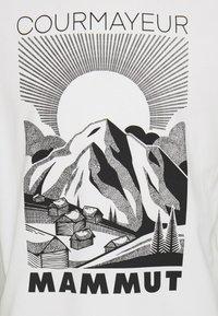 Mammut - MOUNTAIN MEN - T-shirt print - white - 2