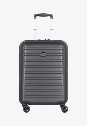 SEGUR - Wheeled suitcase - black