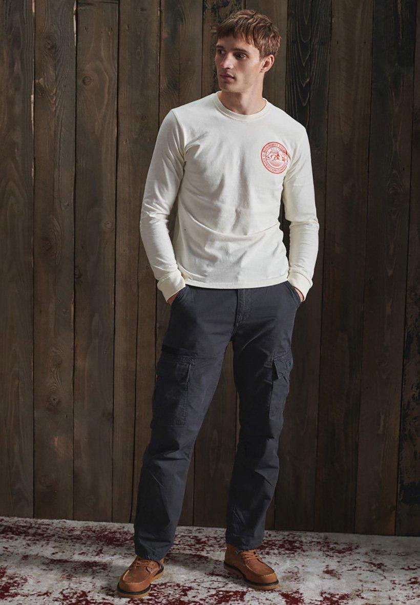 Men EVEREST - Long sleeved top