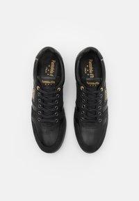 Pantofola d'Oro - ASIAGO UOMO - Joggesko - triple black - 3