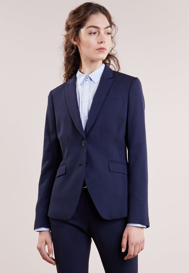 RUMA - Blazer - peacoat blue