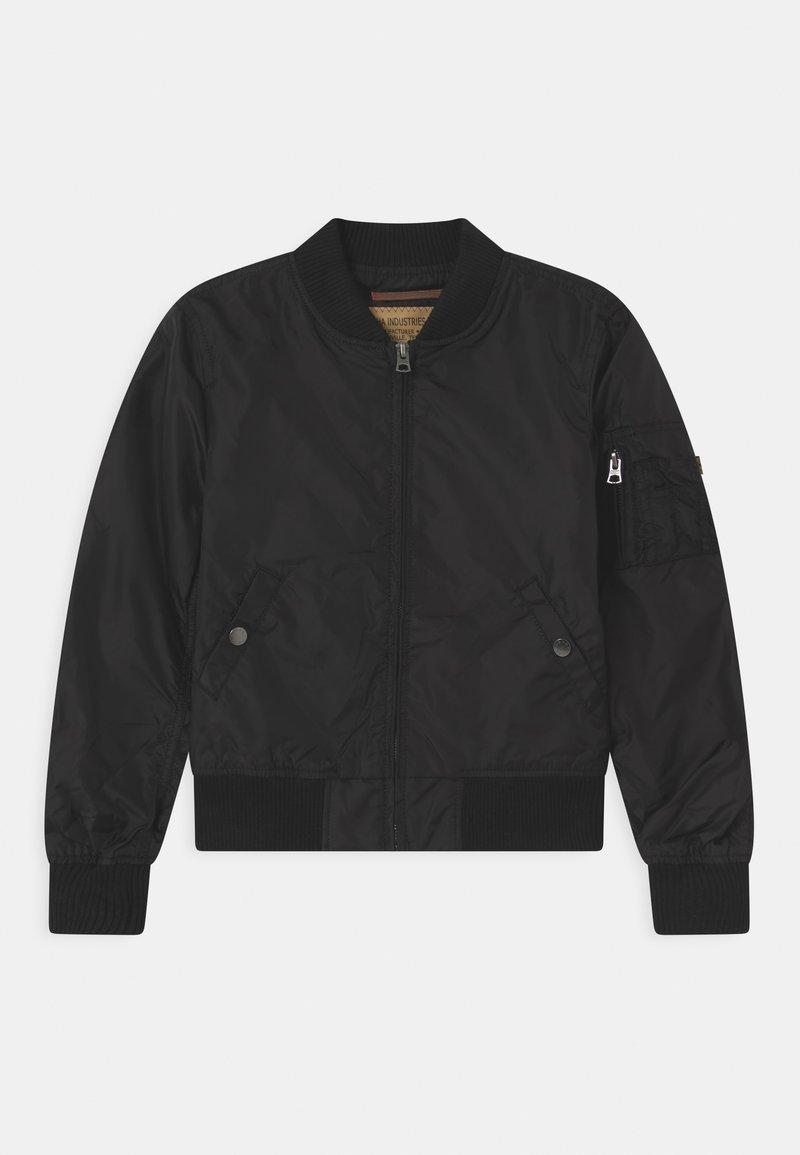 Alpha Industries - Bomber Jacket - black