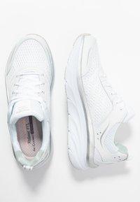 Skechers Sport - Trainers - white/silver - 3