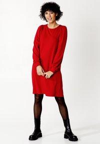 Indiska - ANASTASIA  - Day dress - red - 0