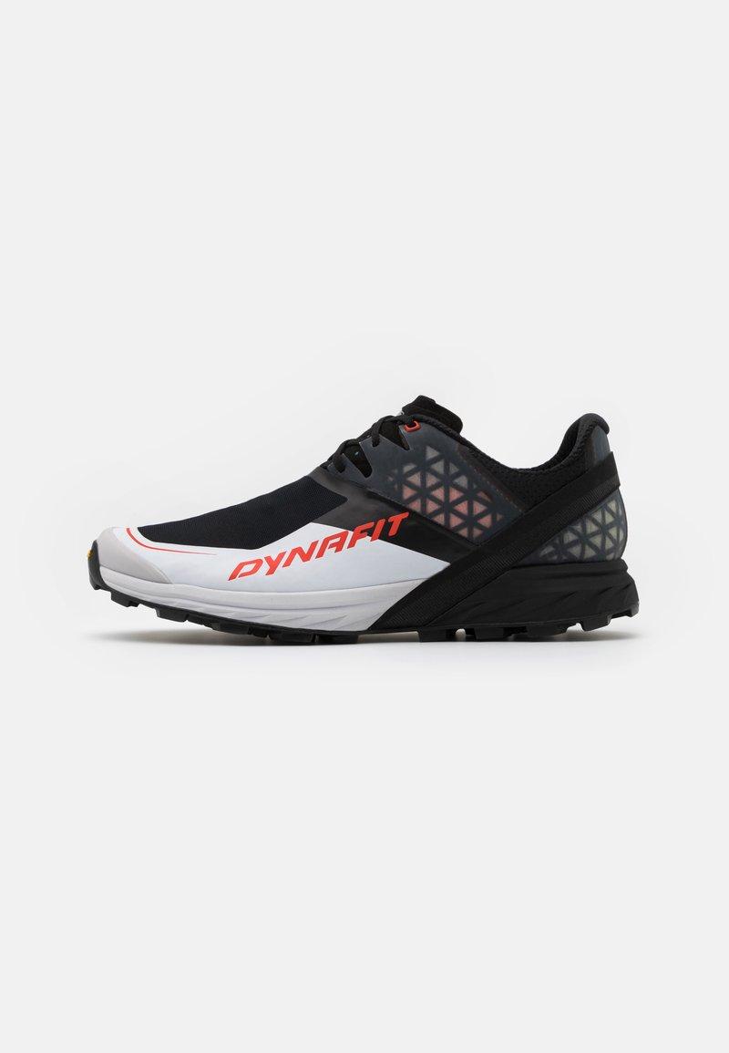 Dynafit - ALPINE DNA - Trail running shoes - black out/orange