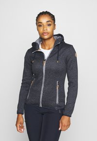 Icepeak - ARLEY - Fleece jacket - dark blue - 0