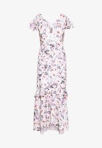 Forever New Petite - FLORAL PETITE - Długa sukienka - white - 3