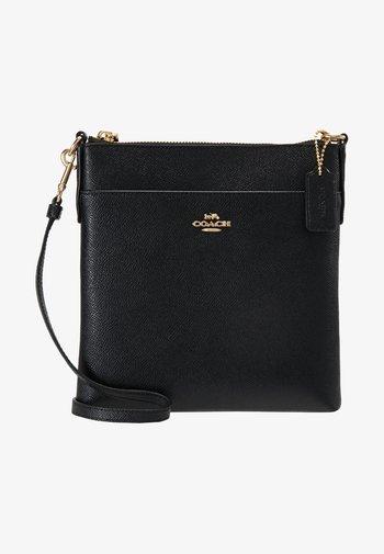 CROSSBODY - Across body bag - gold/black